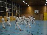 Montags Training in der Ochsensee Halle